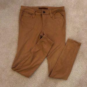 J Brand Suede Pants